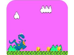 World Of Dino Runner Dash 1.0 Screenshot