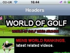World of Golf 1.0 Screenshot