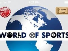 World of SportsSpare Times 1.0 Screenshot