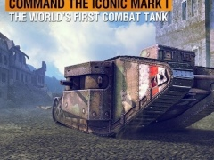Review Screenshot - Tank Shooter – How Many Tanks Can You Shoot Down?