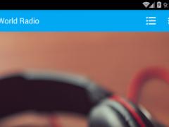 World Radio Stations FM AM 5.0 Screenshot