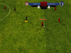 Review Screenshot - A Simple Football Game with a Frustrating Gameplay!