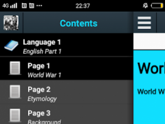 World War I History 2.7 Screenshot