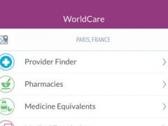 WorldCare Go 1.0 Screenshot