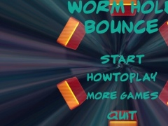 Wormhole Bounce 1.0 Screenshot
