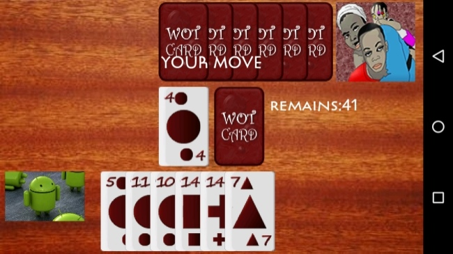 Wotcard – Whot Card Game