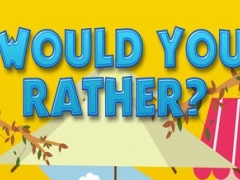 Would You Rather: A Question Game to Play with Friends 1.1 Screenshot