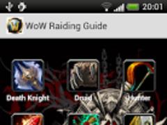 WoW Raiding Guide 1.0 Screenshot