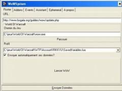 WoWSystem 2.1 Screenshot