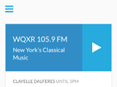 Classical Music Radio WQXR 2.0.7 Screenshot