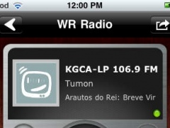 WR Guam Radio 2.1 Screenshot