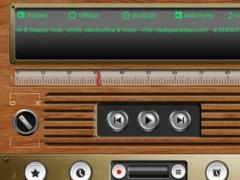 WRadio-Wooden World Radio 1.4 Screenshot