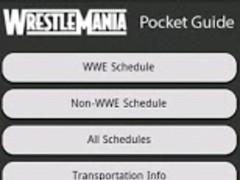 Wrestlemania Pocket Guide 1.0.1 Screenshot