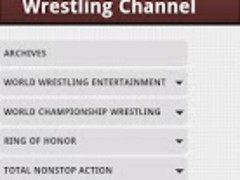 Wrestling Channel 1.17 Screenshot