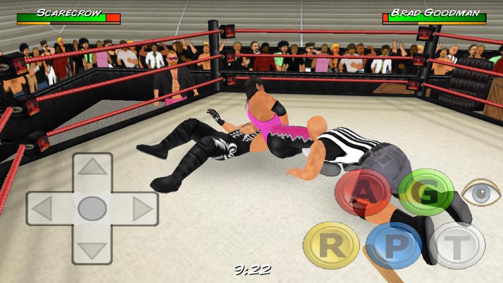 Wrestling Revolution 3D 1 656 Free Download