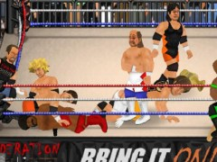 Review Screenshot - Wrestling Game – Beat Your Opponents and Become the Wrestling Champion