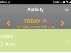 Wristfit 1.0.1 Screenshot