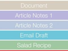 Write N+W 1.0.1 Screenshot