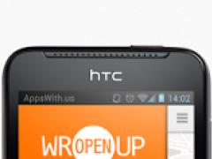 WrOpenUp 1.0.0 Screenshot