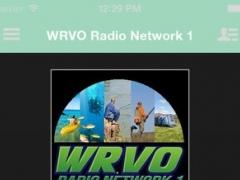 WRVO Radio Network 1 3.8.1 Screenshot