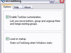 wsTaskborg 1.4.0.2 Screenshot