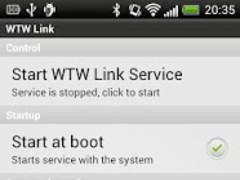 WTW .Link 4.1.5 Screenshot