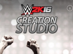 WWE 2K16 Creation Studio 1.0.0 Screenshot