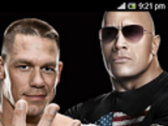 WWE John cena and The rock 1.0 Screenshot