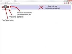 www iTunes remote  Screenshot