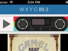 WXYC Radio 2.0.1 Screenshot