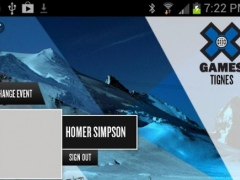 X Games - Athlete Reg Portal 1.0.4 Screenshot