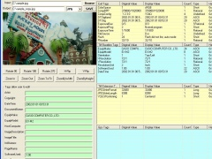 X360 Exif & Tiff Tag Viewer ActiveX OCX 2.16 Screenshot