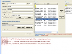 X360 Ftp Client ActiveX OCX (Twice Developer) 2.80 Screenshot