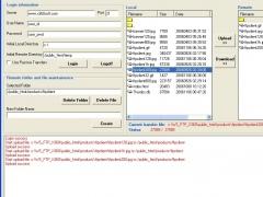 X360 Ftp Client OCX (Source Code) 2.60 Screenshot