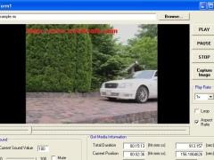 X360 Video Player ActiveX OCX (Team Developer) 2.87 Screenshot