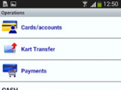 Xalq Bank MobilBank 3.7.3 Screenshot