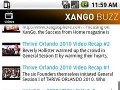 XANGO Buzz 1.0.0.6 Screenshot