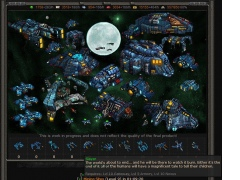 Xeno Ultima Browser Game 0.2 Screenshot