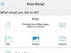 Xerox Print Portal for MobileIron 3.0.7 Screenshot