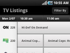 XFINITY TV Remote 3.0.1.017 Screenshot
