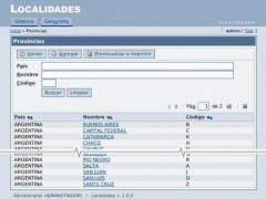 XGAP - XML Generator of APplications 2.13.1 Screenshot