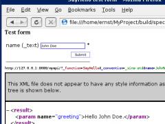 XINS 2.2 Screenshot