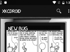 XKCDroid 1.0.1 Screenshot