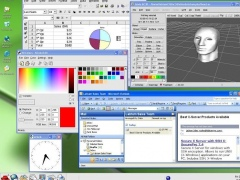 XLitePro X-server software for Windows 2.2 Screenshot