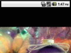 Xmas Cool Live Wallpaper 1.0 Screenshot