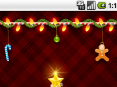 XMAS Live Wallpaper FREE 1.6 Screenshot