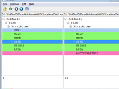 Xml Diff 1.0 Screenshot