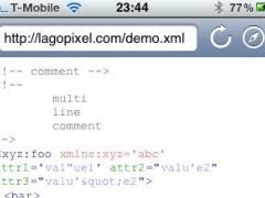 XML Viewer 1.2 Screenshot
