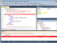 XMLBlueprint XML Editor 13 Screenshot
