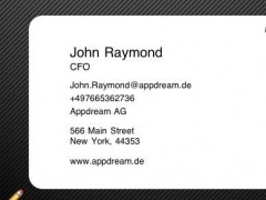 AppCard© lite 1.3 Screenshot